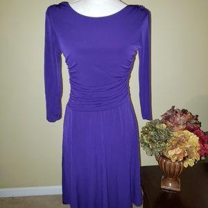 Enfocus long sleeve dress